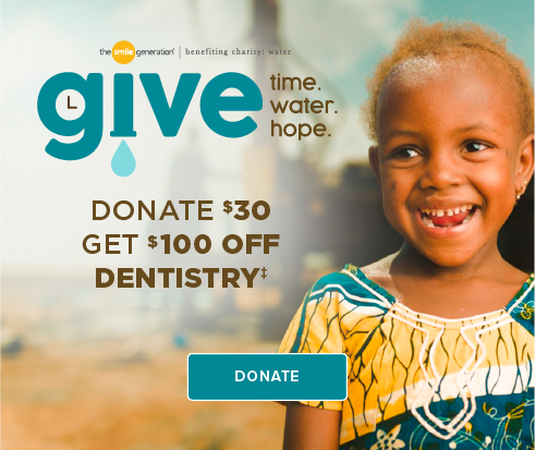 Donate $30, Get $100 Off Dentistry - Santee Town Center Dental Group and Orthodontics